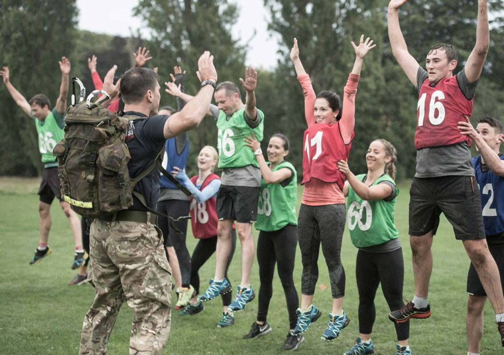 British Military Fitness Press Release