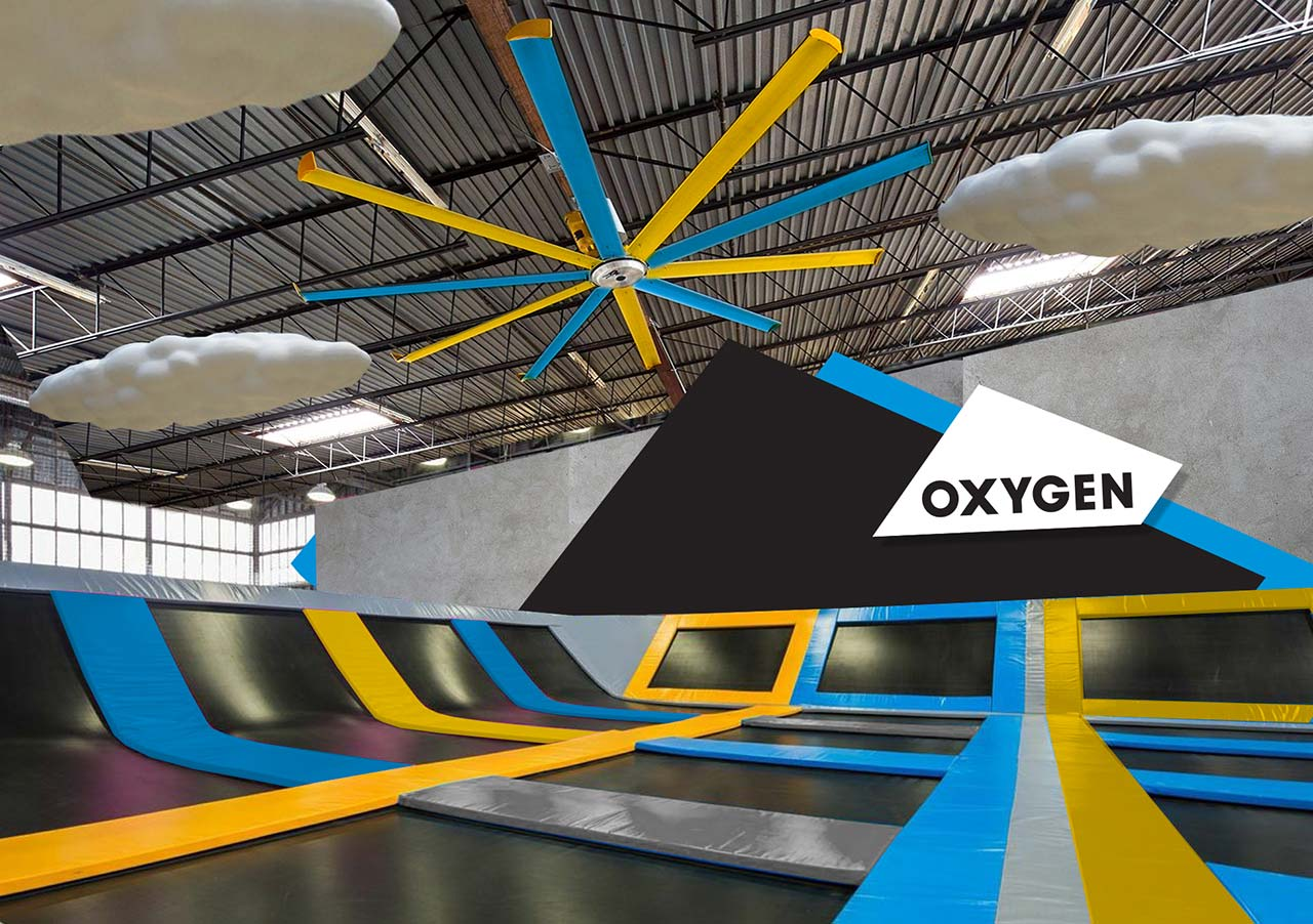 Oxygen Freejumping press release